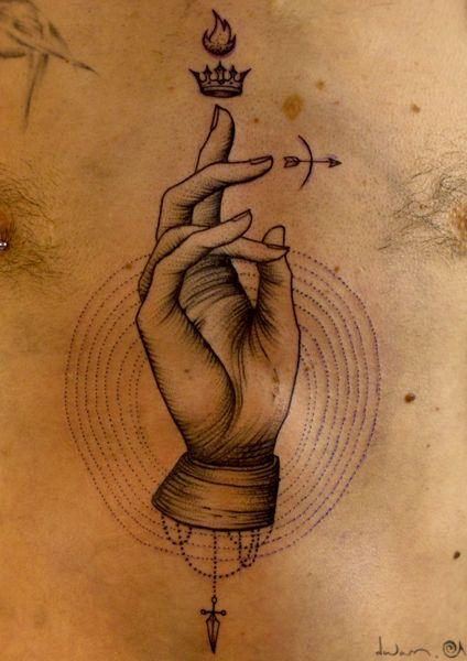 Tattoos ‹ Sang Noir  DWAM