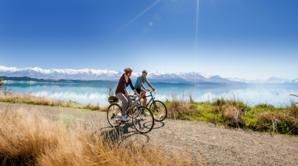 Easy riding can be found on trails including the famous Otago Central Rail Trail and Nelson's Great Taste Trail, where the beautiful coastal route also showcases the region's wineries, restaurants and artists.  Mountain biking enthusiasts searching out adventure and technical challenges will find the Queenstown Bike Park downhill tracks breathtaking. Other popular mountain biking areas include Rotorua, Taupo, Queenstown and Wellington.