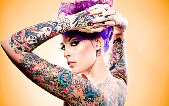 Cool And Bad Inked Girls That Can Drive Crazy Anyone, They Are Crazy! – Page 3 – Viral Key