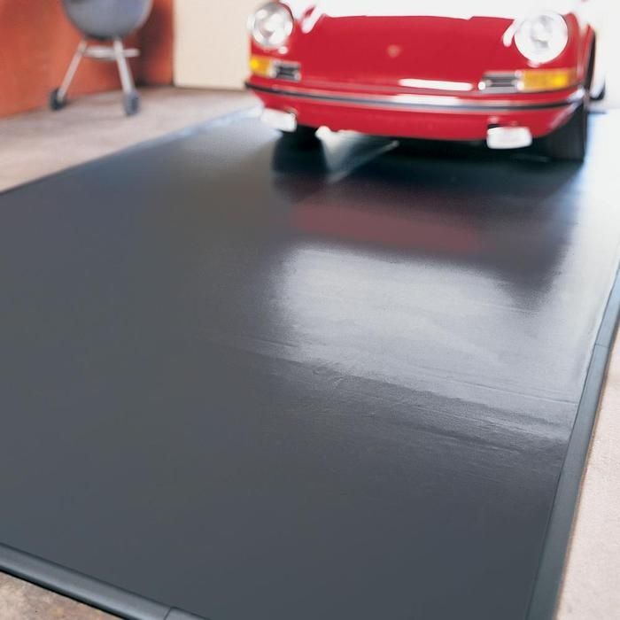 Garage floor protector mat gurus floor for Best garage floor cleaner