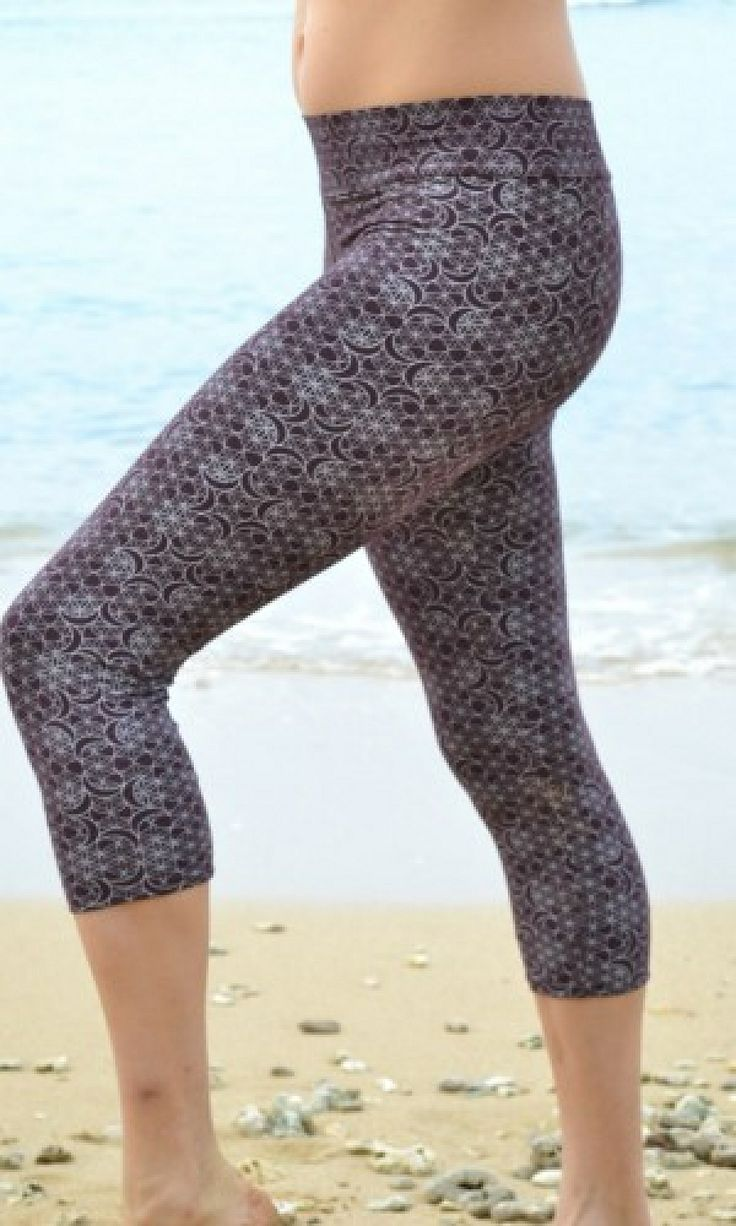 Nomads Clothing Printed Yoga TIghts