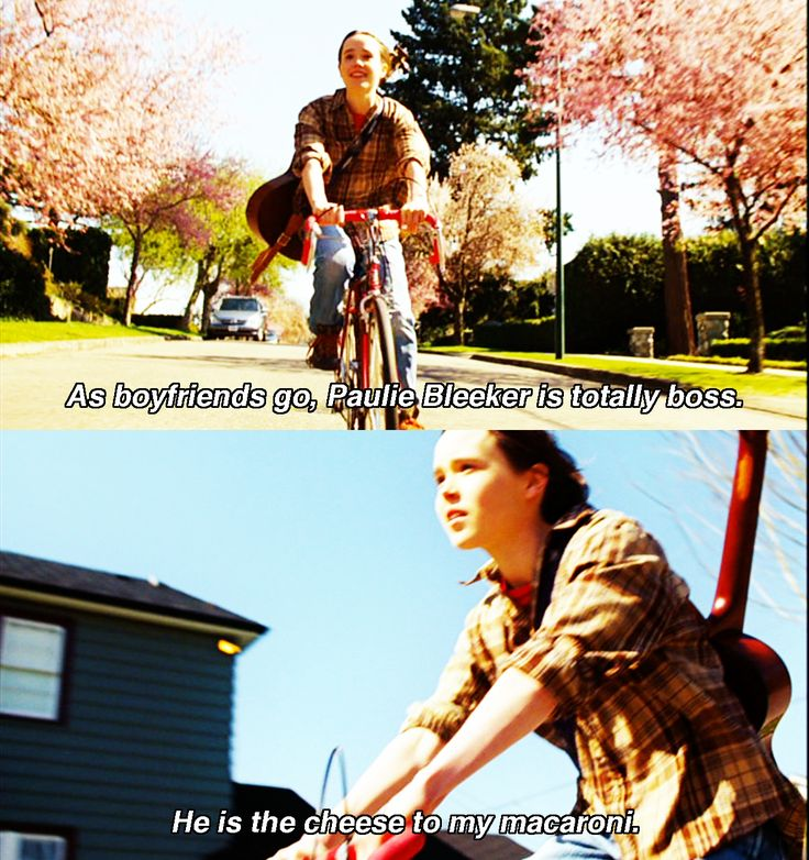 """""""He's the cheese to my macaroni"""" Juno (2007) Movie Quotes #juno2007 #moviequotes"""
