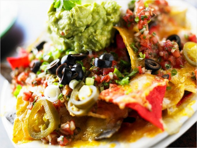 1000 Images About Chinese Mexican Fusion Cuisine On
