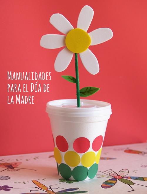 Ideas y Manualidades para el Día de la Madre en: http://manualidades.euroresidentes.com/2013/04/manualidades-para-el-dia-de-la-madre.html