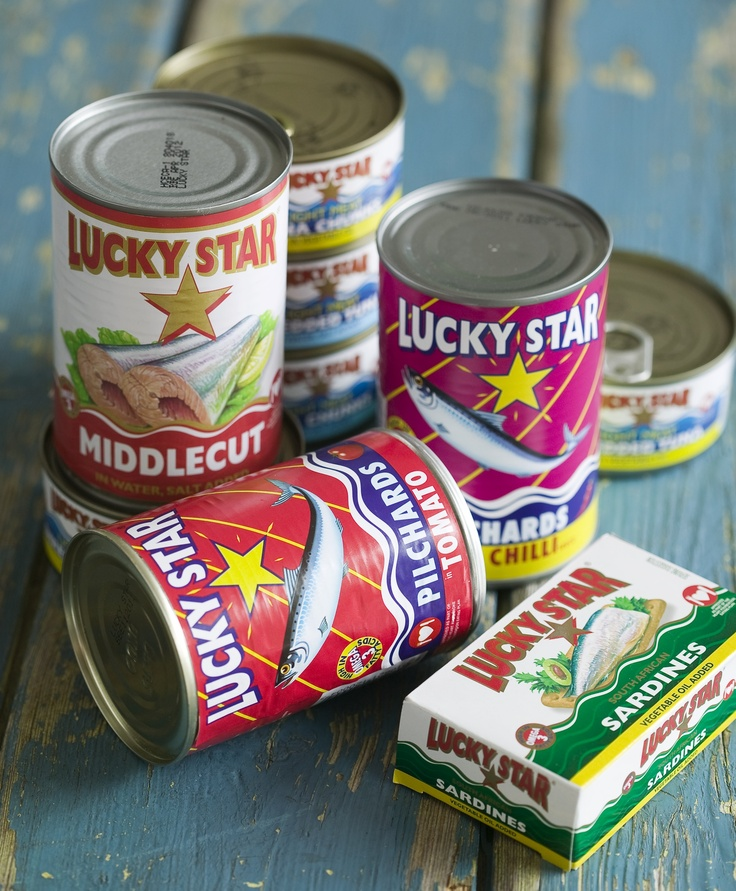 Some of the Lucky Star Range