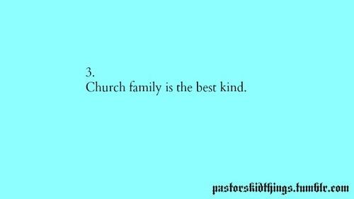Pastor's Kid Things