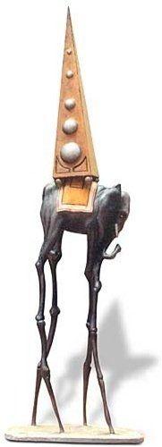 Salvador Dalí figurines