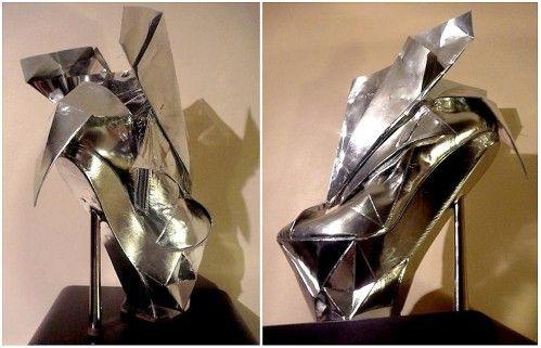 offrez vous les chaussures de Lady Gaga