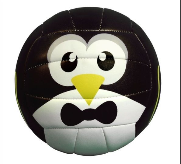 Penguin Volleyball Supper Cool Volleyball Play Volleyball Volleyball Problems