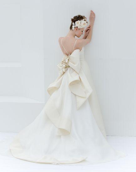 DRESS LIST 11 Dress ドレス Micie.motoazabu・ミーチェ 元麻布 Ines Modern kimono inspired wedding dress by Japanese designer Micie