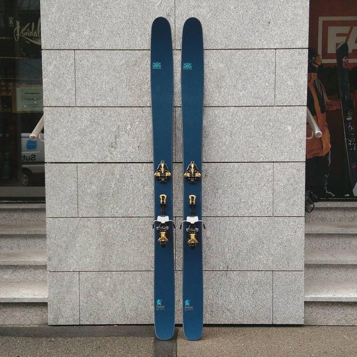 """Mi piace"": 324, commenti: 6 - Kundalini (@kundalini_zurich) su Instagram: ""Some skiers dream big. Cordian chose the Wailer 112 RPC Powderworks from last DPS Dreamtime season.…"""