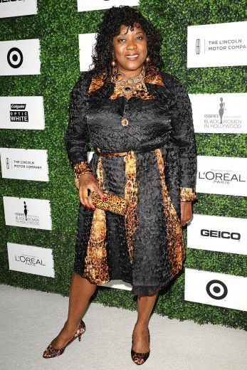 Loretta Devine attends the 7th annual ESSENCE Black Women In Hollywood luncheon at the Beverly Hills Hotel.