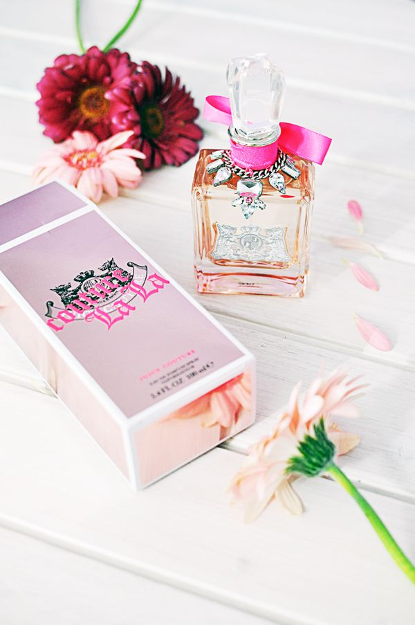 Juicy Couture Couture La La EDP review on my blog - Nothin' Fancy. Really.