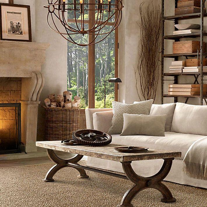 fantastic rustic living room - Rustic Living Room Decor Pinterest