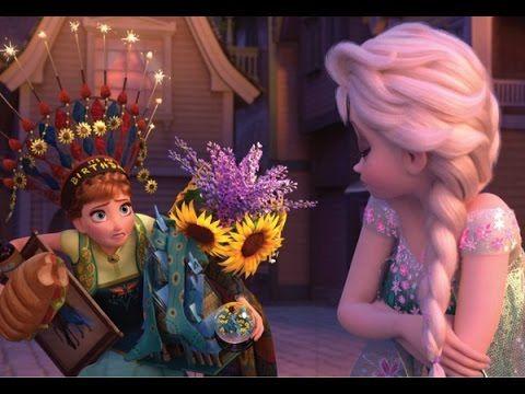 Frozen Febre Congelante HD - Filme Completo Dublado DIA PERFEITO