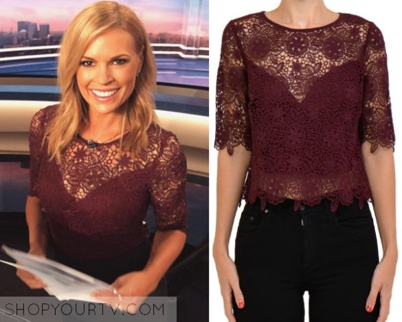channel 9 news today. channel 9 news: march 2016 sonia\u0027s purple lace top news today d
