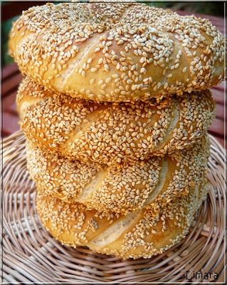 Limara péksége: Simit