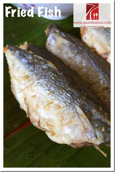 how to pan fry small fish