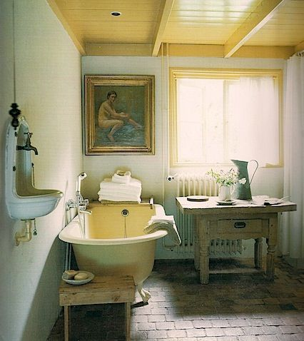 collected bathroom