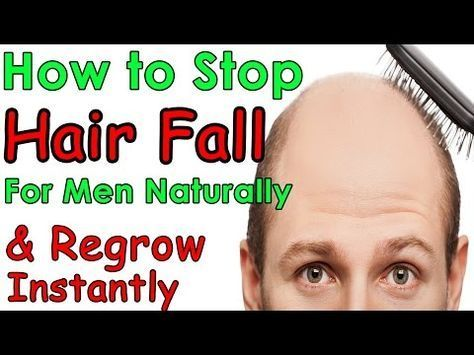 How to Stop Hair Fall for Men Naturally and Regrow Hair - Hair Loss Treatment For Men at Home - How To Stop Hair Loss And Regrow It The Natural Way! CLICK HERE! #hair #hairloss #hairlosswomen #hairtreatment How to Stop Hair Fall for Men Naturally and Regrow Hair: In this video, I am going to share with you How to Stop Hair Fall for Men Naturally and Regrow Hair – Hair Loss Treatment... - #HairLoss
