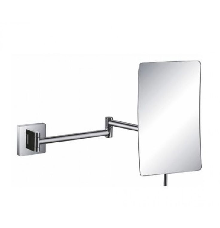 Perk Square Cosmetic Mirror Of H 242 X L 211 X W 58 MM (M0009)