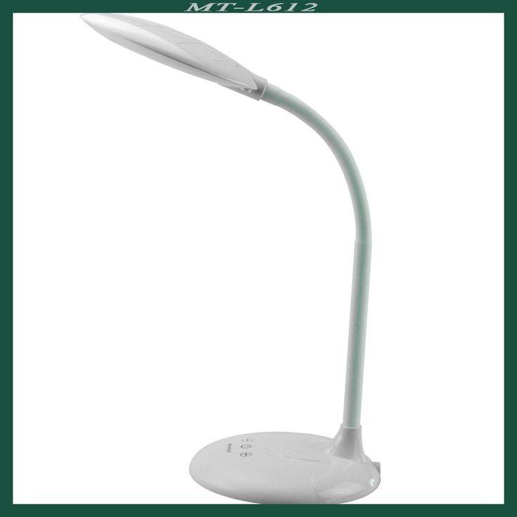 Touch Lamp Eye Protection LED Modern Reading Study Work Desk Beside Lamps For Living Room Lighting Leaf Style 5 Brightness Levels
