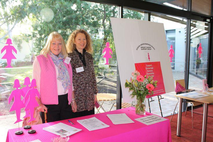 BCNA Information Forum | Geelong, VIC, 2014 | Ocean Grove/  Ocean Grove/ Barwon Heads Breast Cancer Support Group