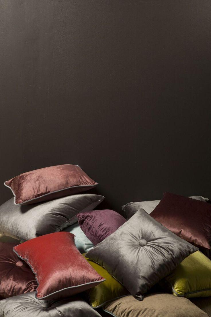 Gemstone Velvet Collection from Svenmill Ltd