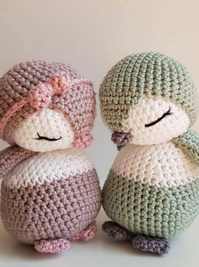 150 Best Cute Crocheted Amigurumi Patterns Ideas Pictures - Page 117
