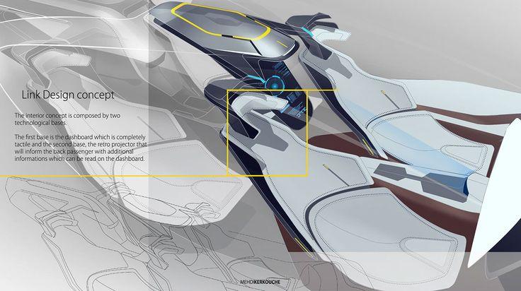 17 best images about sketch car interior on pinterest audi quattro behance and interior. Black Bedroom Furniture Sets. Home Design Ideas