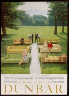 Great Styling 1964 Edward Wormley Sofa 6 Styles Photo Dunbar Furniture  Vintage Print Ad | Mid Century Inspiration | Pinterest | Edward Wormley, ...