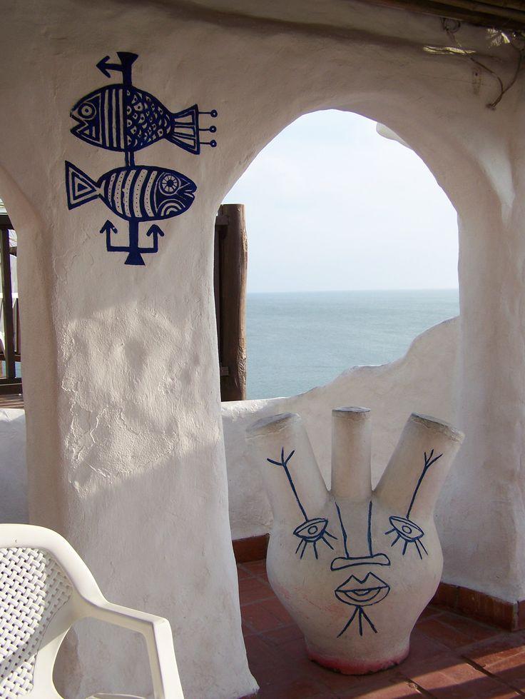 Casa Pueblo - Punta del Este CrazyPuntaDelEste.com Follow us @TheCrazyCities.com