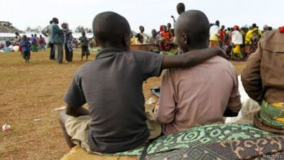 BATOTO: Des enfants non accompagnés fuient le Burundi
