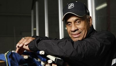 O�Ree, Willie (1935- )  Willie O�Ree, the National Hockey League�s (NHL) first black player with Boston Bruins on January 18, 1958 against the Montreal Canadiens