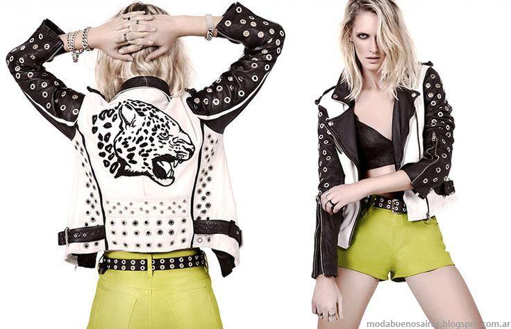 Moda y Tendencias en Buenos Aires : KOSIUKO PRIMAVERA VERANO 2015: MODA CASUAL CHIC