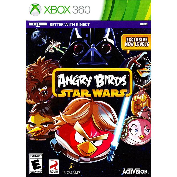 Activision Angry Birds Star Wars - Xbox 360