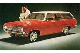 The Holden HD sedans and station wagons were released in February 1965 with coupe utility and panel van body styles following in July of that year. http://www.hirebuysell.com.au