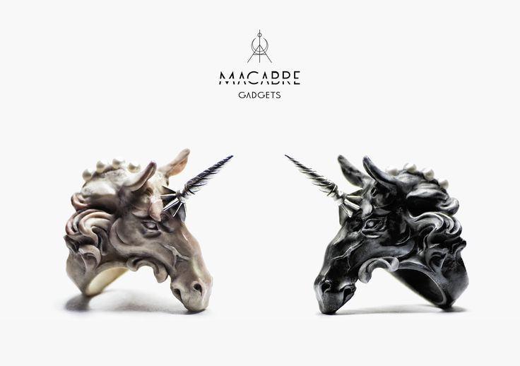 Licorne ring by Macabre Gadgets STORE-MACABREGADGE… - US Trailer would like to repair used trailers in any condition to or from you. Contact USTrailer and let us lease your trailer. Click to http://USTrailer.com or Call 816-795-8484