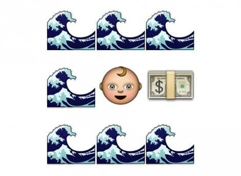 El universo emoji conquista (también) tu colección de discos | El músico Wesley Stace recrea las portadas de discos clásicos a base de emoji...