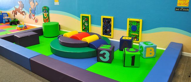 Diddalidoo - Indoor play center for babies, infants and toddlers in San Bruno, CA - Home
