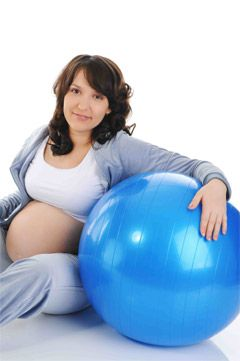 Top 10 Prenatal Pilate Exercises while Seated.  Pilates is an excellent exercise option during pregnancy as it is great at building core strength. If your abdominals, back, and pelvic floor/Kegel muscles are toned, they will support a more comfortable pregnancy and delivery. Check out at:http://www.womenfitness.net/prenatal_pilate.htm