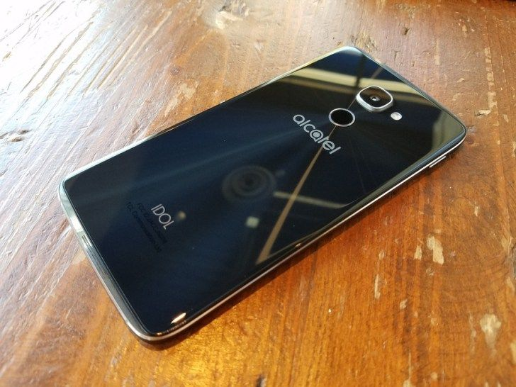 Alcatel IDOL 4S Android Smartphone Review