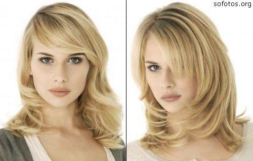 cabelo repicado camadas medio - Pesquisa Google