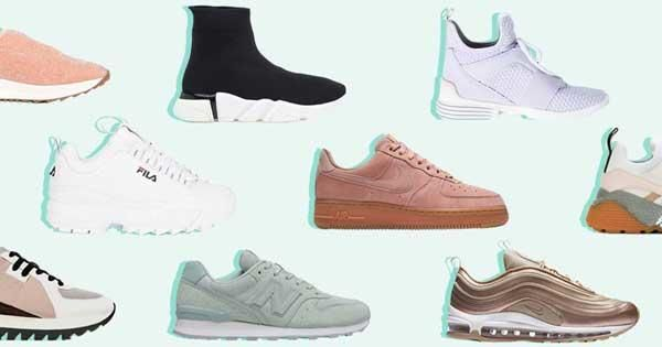 We're revealing every sneaker trend to