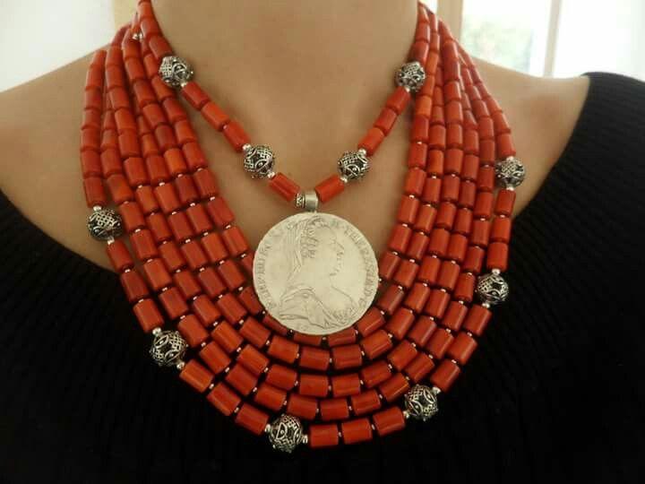 Ukrainian traditional jewelry
