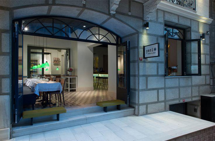 Yeni Lokanta // Recommended restaurant
