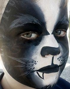 face paint black panther - Google zoeken