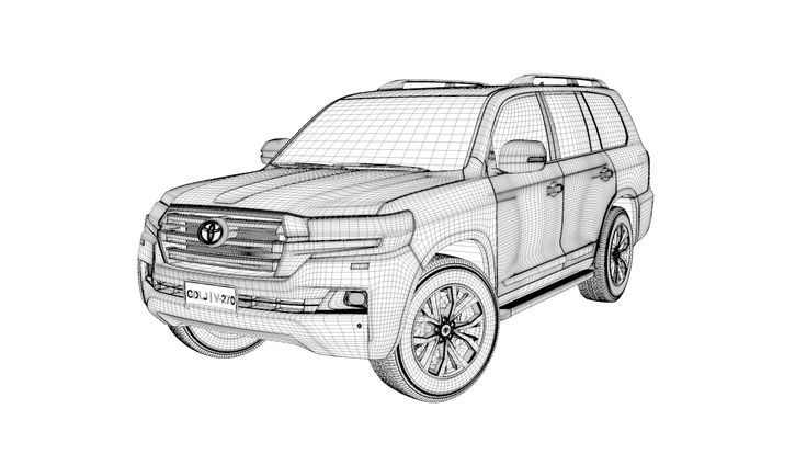 Toyota Land Cruiser Interior Jeeps In 2020 Toyota Land Cruiser Toyota Land Cruiser Prado Land Cruiser Interior