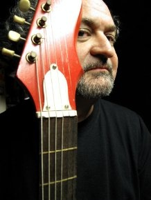 Tinsley Ellis performs June 30th at the 2012 Blues, Brews and BBQ Festival