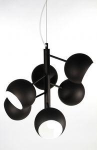 Bilde av Rondo takkrone svart